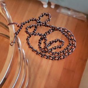 Coach dinky chain